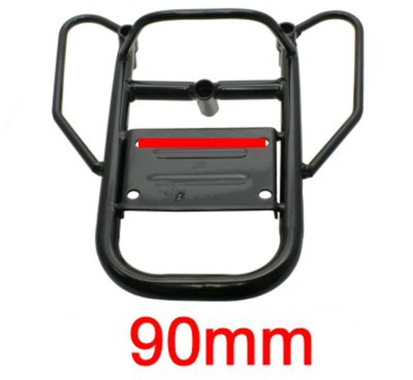 Universal Parts Rear Luggage Rack - Frame & Body - Street
