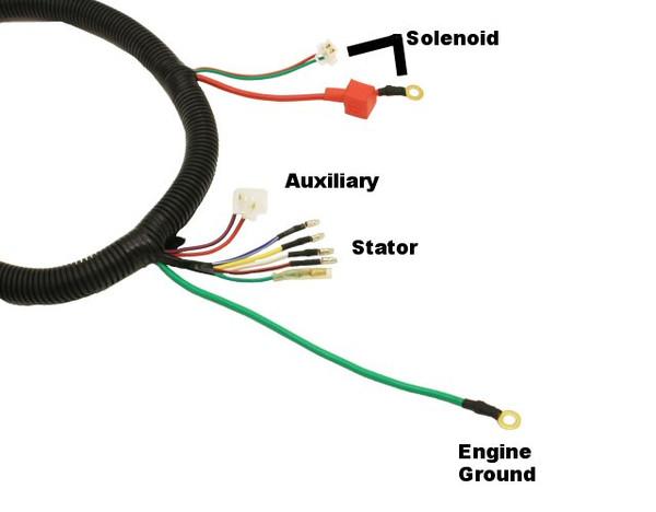 150-53.main.05 Qmb Wiring Harness on fog light, aftermarket radio, classic truck, best street rod, fuel pump, hot rod,