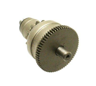 Bendix - Starter Motor - Qmb139 Engines