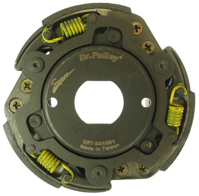 Pulley 24x18 Round Roller Weights for Honda /& Suzuki Dr