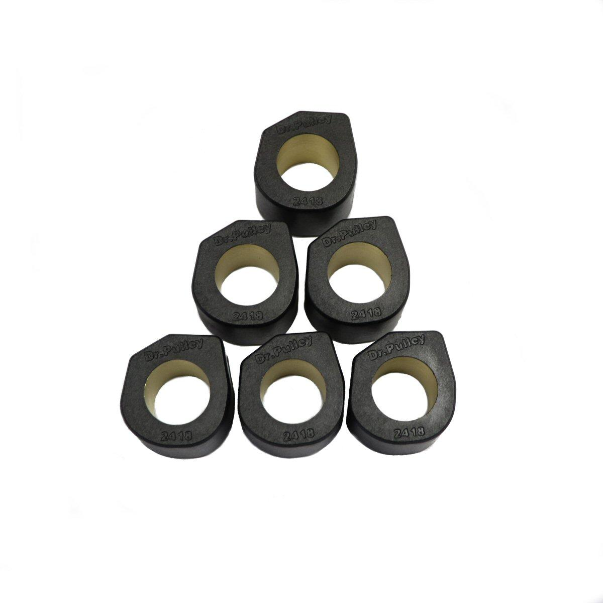 Dr Pulley 20x15 Sliding Roller Weights 7 Gram