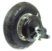 Universal Parts Belt Drive Rear Wheel Assembly