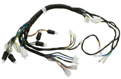 scooter parts wire harness for speedometer for gy6 scooter. Black Bedroom Furniture Sets. Home Design Ideas
