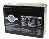12V 10AH Battery SLA12-10, Part #104-7