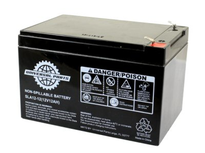 12V 12AH Battery - SLA12-12