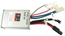 Universal Parts 24 Volt, 5-Pin Controller for Currie