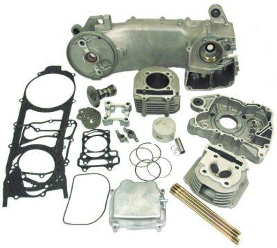 SSP-G GY6 180cc Power Kit