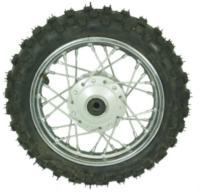10'' Dirt Bike Front Wheel - Disc Brake