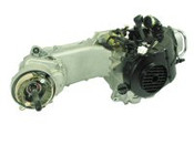 50cc QMB139 4-stroke Scooter Parts