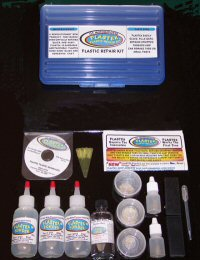 Shop Size Plastic Repair Kit