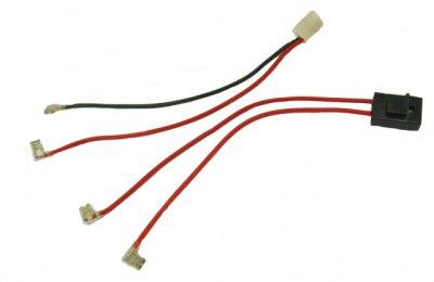 Wire Harness for Razor PR200/MX350/MX400 & Much More