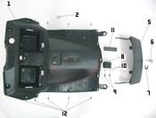 Front Kick Panel