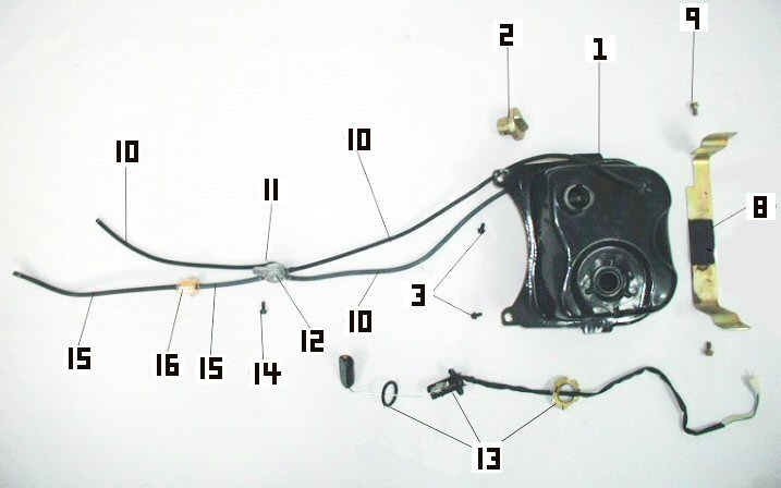 Media on Gy6 50cc Carburetor Diagram