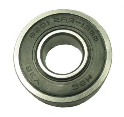 Universal Parts 6201 Rubber Sided Bearing Tires Wheels