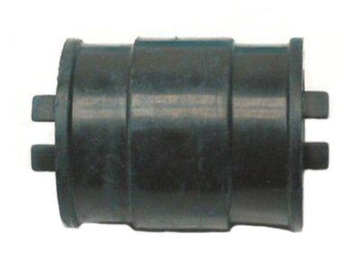 50cc, 2-stroke Rubber Intake Boot