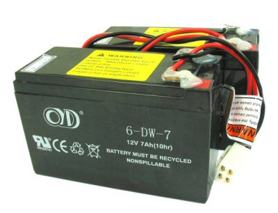 Razor Battery Set Electrical Mini Gas Amp Electric