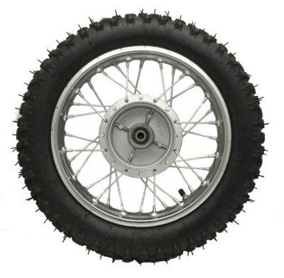12 Quot Dirt Bike Rear Wheel Assembly 143 4