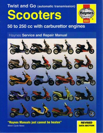 roketa 250 scooter wiring diagram free download haynes scooters manuals service and repair guides for  haynes scooters manuals service and repair guides for