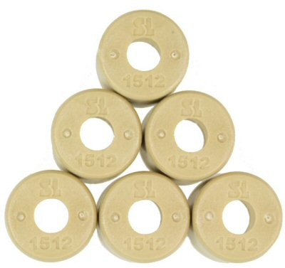 Dr. Pulley 15x12 Round Roller Weights, for GY6 Moped Scooter, Buggy