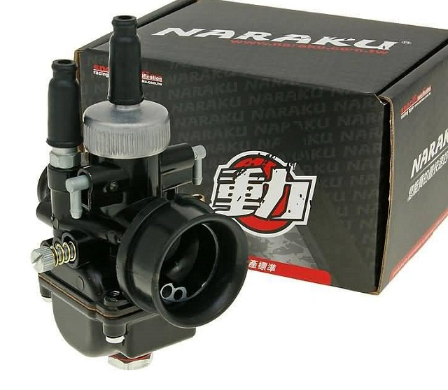 Naraku Black Edition Carburetor - 19mm
