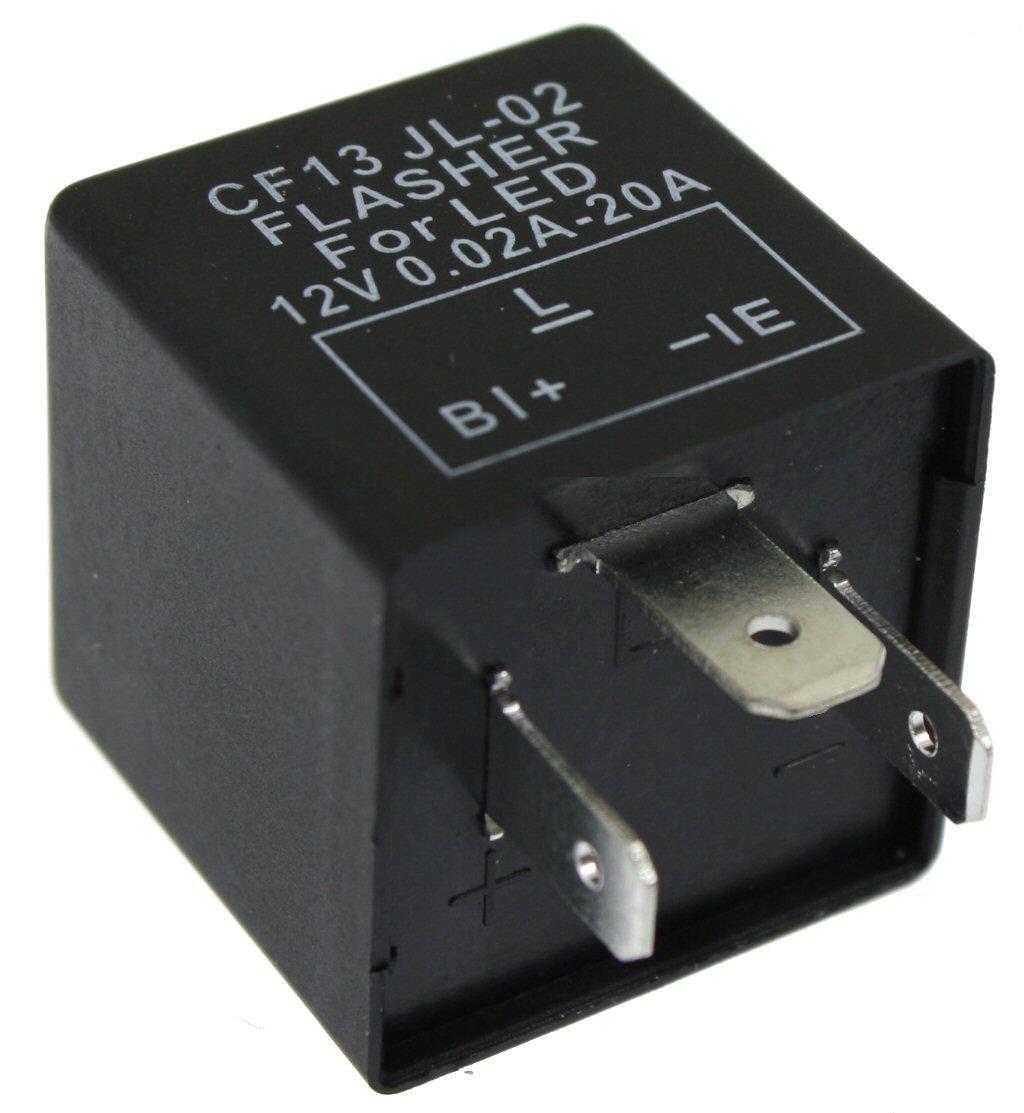 LED Turn Signal Relay