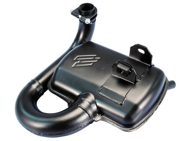 Polini Exhaust for Vespa PX 125/150cc