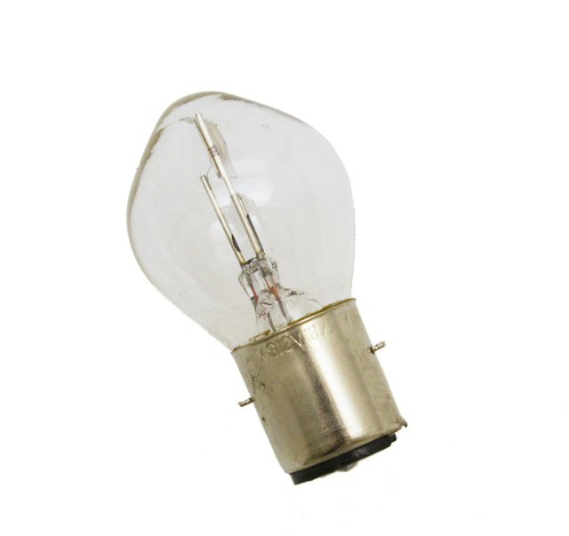 12V 18/18W BA20D Headlight Bulb