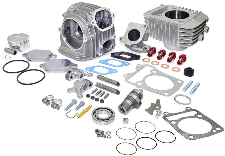 Koso 170cc Big Bore Kit with 4V Cylinder Head - Honda Grom