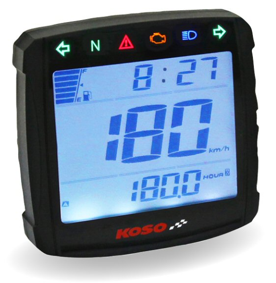Koso XR-01S Speedometer