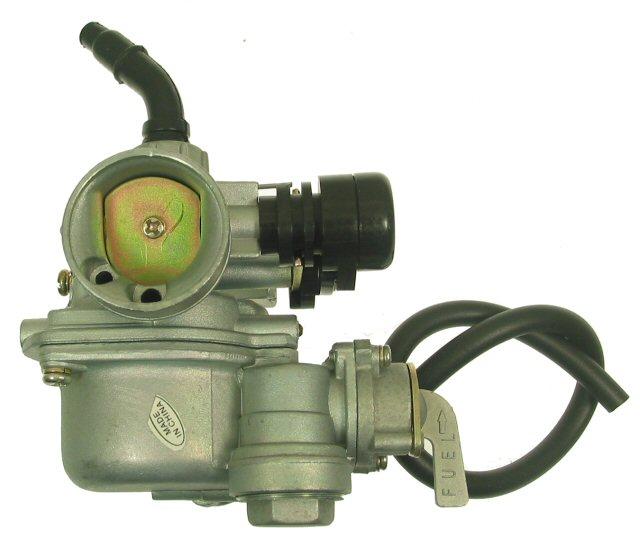 4-stroke PZ17 Dual Feed Carburetor