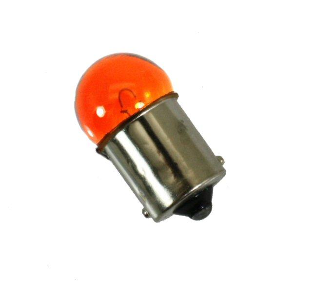 12V 10W Turn Signal Bulb - Amber