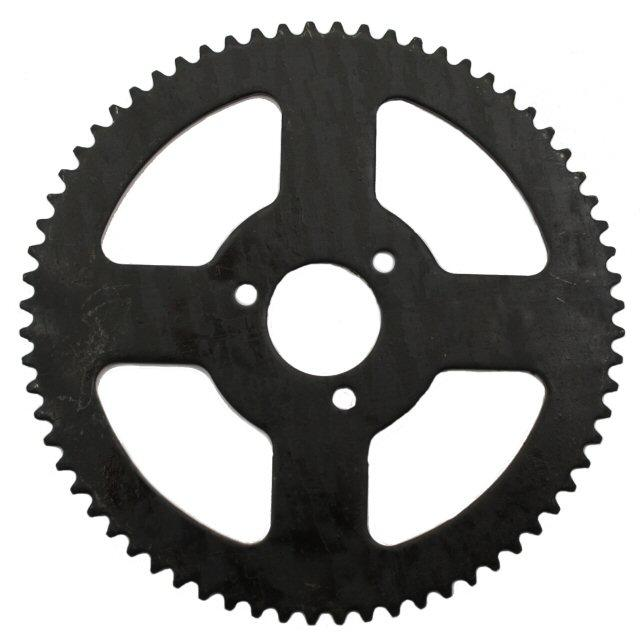 68 Tooth Rear Pocket Bike Sprocket