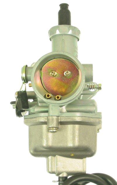 26mm 4-Stroke Carburetor - Manual Choke