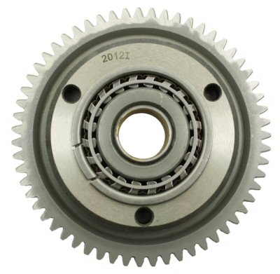 Overriding Clutch Assembly