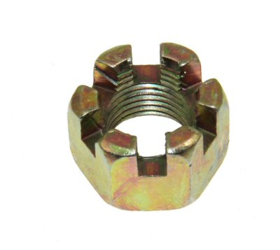 M16x1.50 Slotted Nut