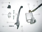 Disc Brake Front Handle