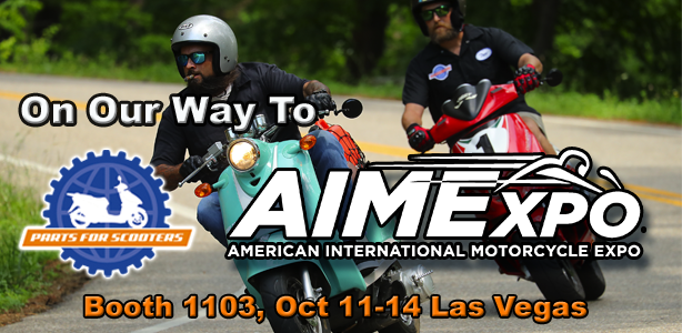 Come visit us at AIMExpo 2018 Las Vegas!