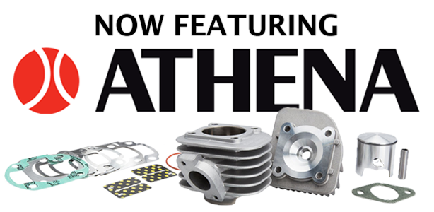 Check out our new line of ATHENA Performance Parts!