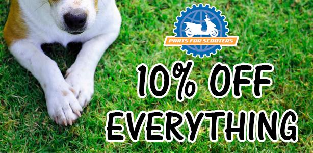 Take 10% Off Your Entire Order!