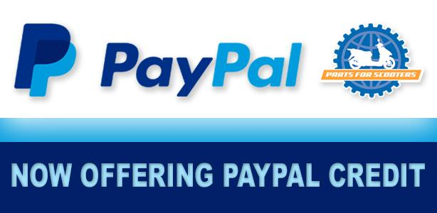 Special PayPal Financing!