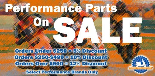 Performance Parts Sale!